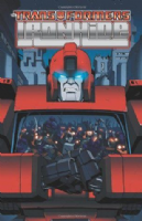 Transformers: Ironhide - TPB/Graphic Novel - SIGNED by Casey Coller & Joana Lafuente